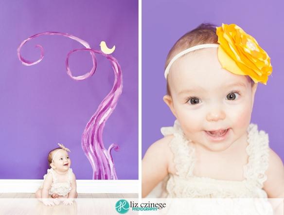 Allie-9-2 | Liz Czinege Niagara and Hamilton Newborn and Child Photographer