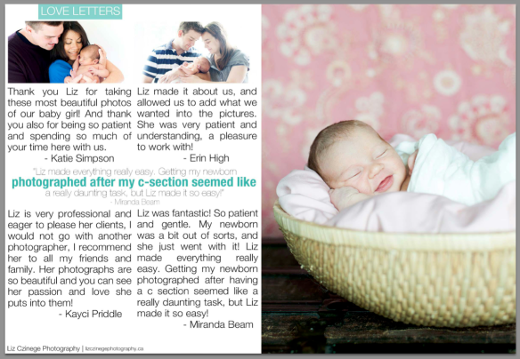liz czinege photography hamilton niagara family children newborn